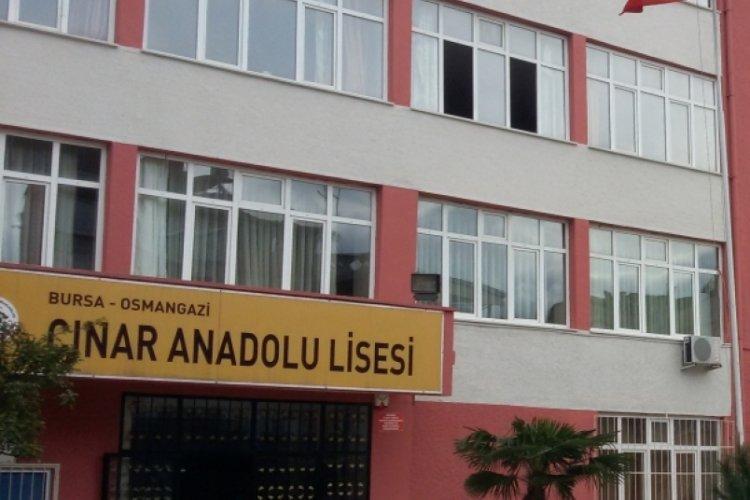 BursaÇınar Anadolu Lisesi'nin projesi, TÜBİTAK tarafından desteklenecek