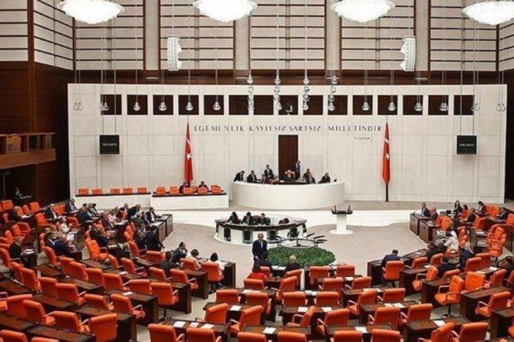 AK Parti'nin grup önerisi TBMM'de kabul edildi
