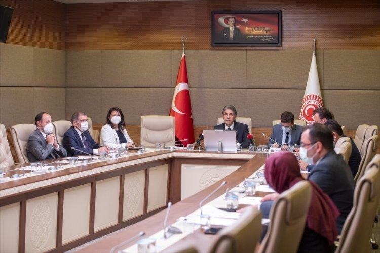 TBMM Müsilaj Sorununu Araştırma Komisyonu çalışma takvimi belirlendi