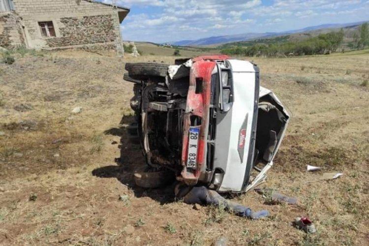Emeklilik dilekçesini verdiği gün kazada öldü