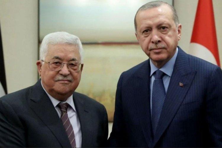 Filistin Devlet Başkanı Abbas'tan Türkiye'ye ziyaret