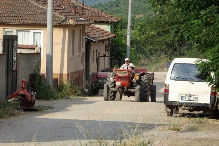 Bursa'da bu köye gelen kaçıyor