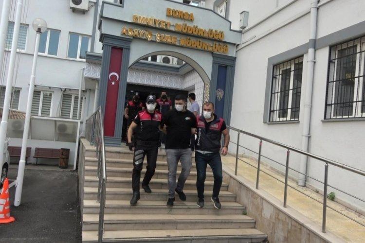 Bursa'da 'askı' operasyonu: 7 şüpheli gözaltında