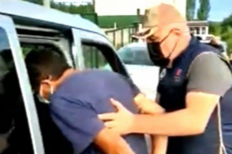 Bursa'da yakalan tuğgeneral Serdar Atasoy tutuklandı