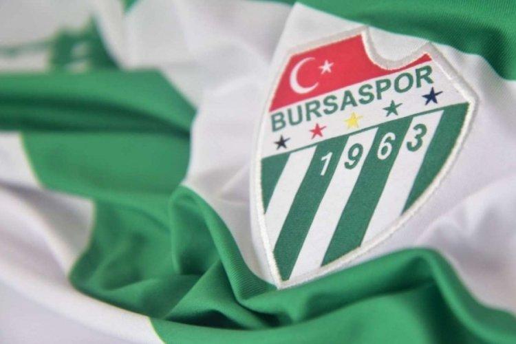 Bursaspor'un yeni sezon formaları belli oldu