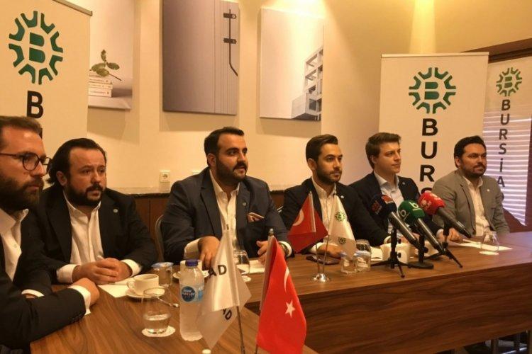 BURSİAD: Tarih Bursaspor'a sırt çevirenleri unutmayacaktır!