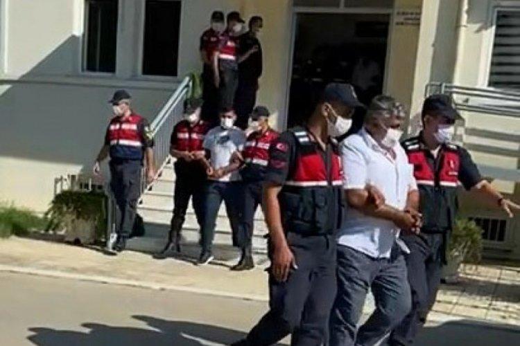 Jandarmanın düzenlediği operasyonda 3 kişi tutuklandı!