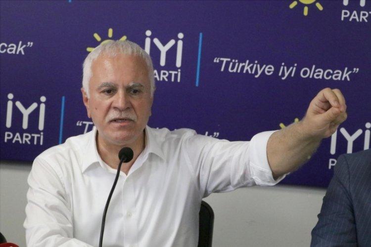 İYİ Parti'li Koray Aydın: Bizim gönlümüzden Akşener geçiyor