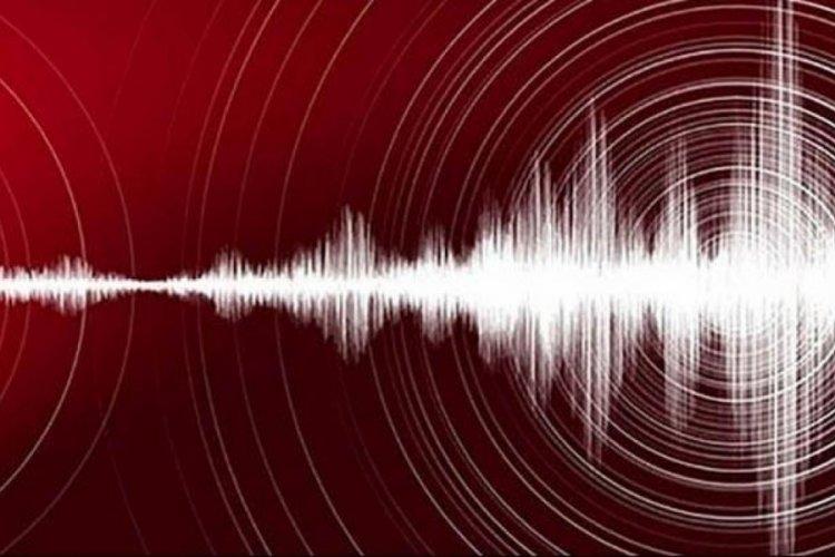 Sınırda 5 büyüklüğünde deprem!