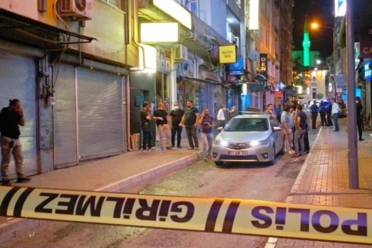 Restoranda bıçaklı kavga: 7 yaralı