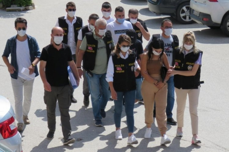 Eskişehir'de fuhuş operasyonu: 4 gözaltı