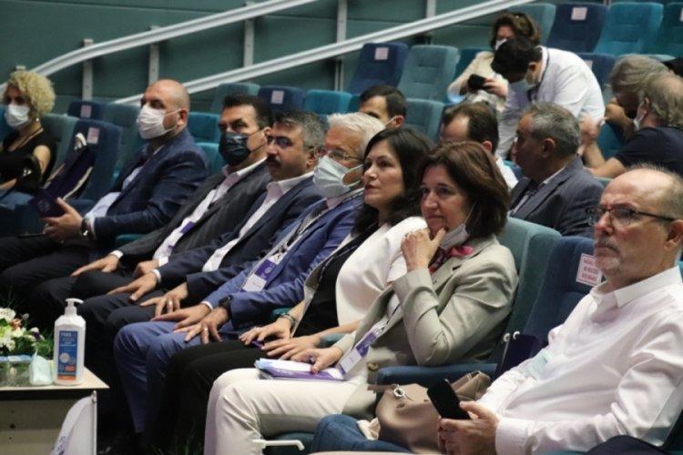 Kentsel dönüşüm, çevre ve insan Bursa'da konuşuldu