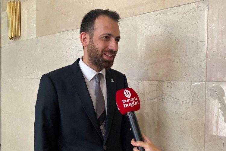 TÜGVA Bursa'da 3. Olağan İl Genel Kurulu gerçekleştirildi