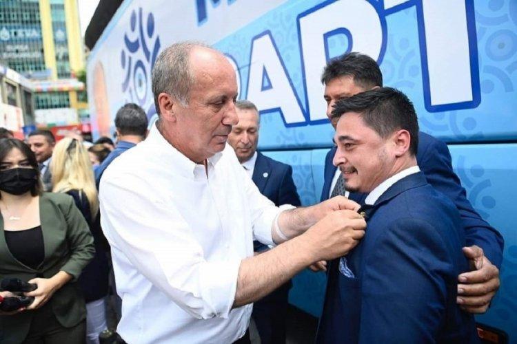 Bursa'da Belediye Meclisi Üyesi iki kişi tarafından darbedildi