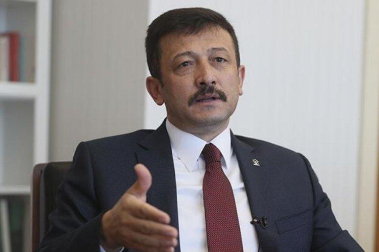 AK Partili Hamza Dağ'dan Tunç Soyer'e 'HDP'ye destek verme' tepkisi