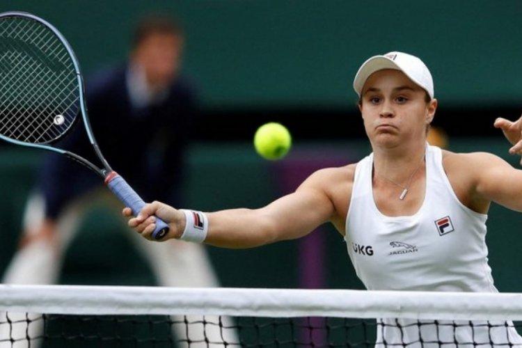 Wimbledon'da tek kadınların şampiyonu o isim oldu!