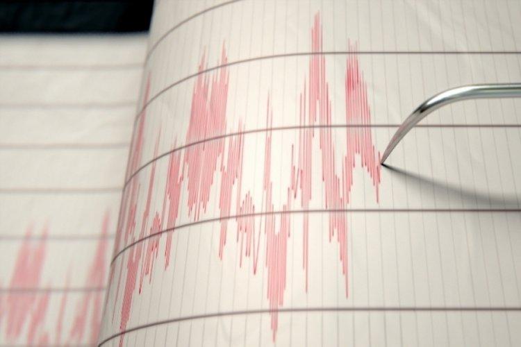 Bir deprem haberi de Çorum'dan!