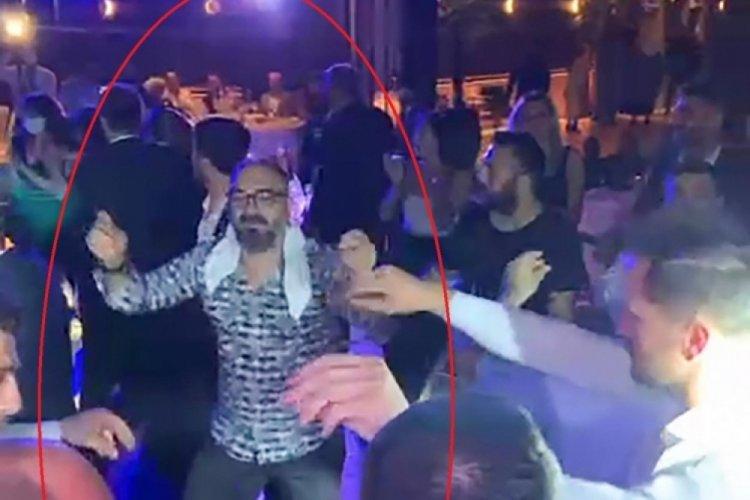 İş insanı, Bursa'da düğünde kalp krizi geçidi!