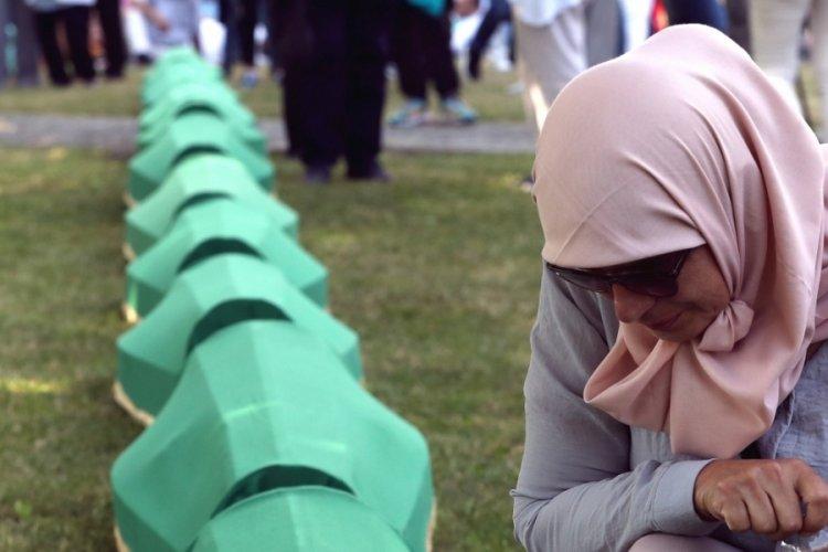 19 Srebrenitsa kurbanı bugün toprağa verilecek
