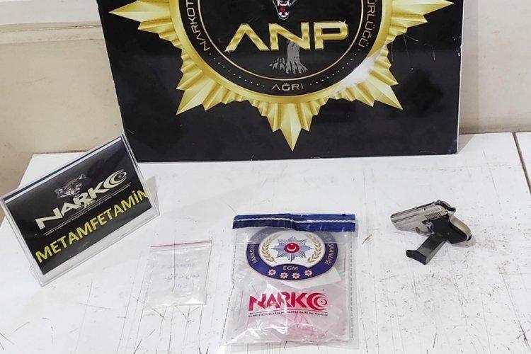 Uyuşturucu ticaretine 6 tutuklama