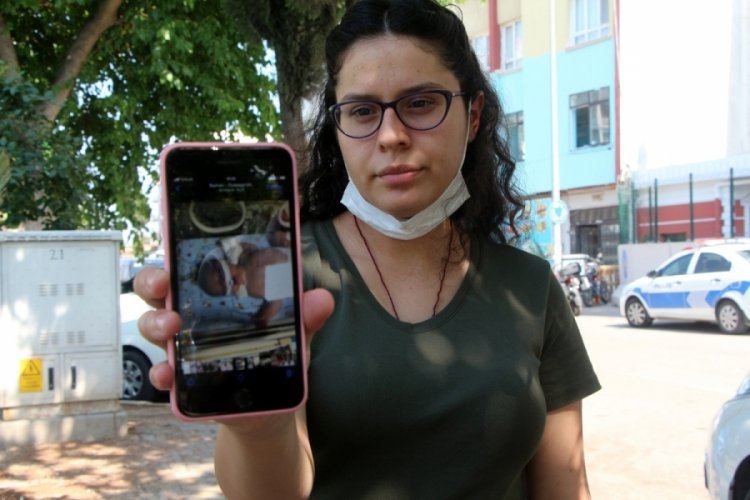 Doğum sırasında düşürüldüğü iddia edilen Azra bebek, savaş veriyor