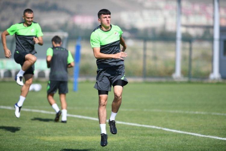Bursaspor yeni sezon hazırlıklarına devam etti