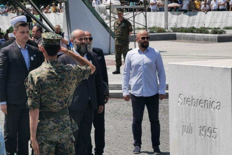 Bosna Hersek'te anma programı düzenlendi
