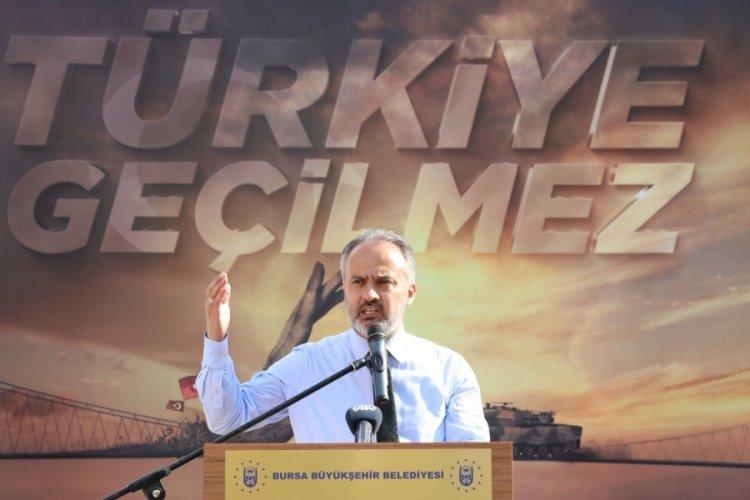 15 Temmuz Hafıza Sergisi, Bursa'da törenle ziyarete açıldı