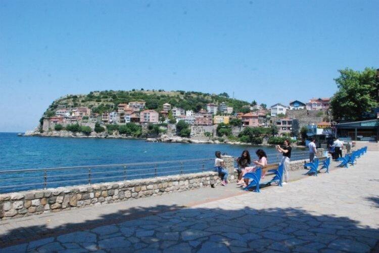 6 bin nüfuslu o ilçe, 200 bin turist bekliyor!