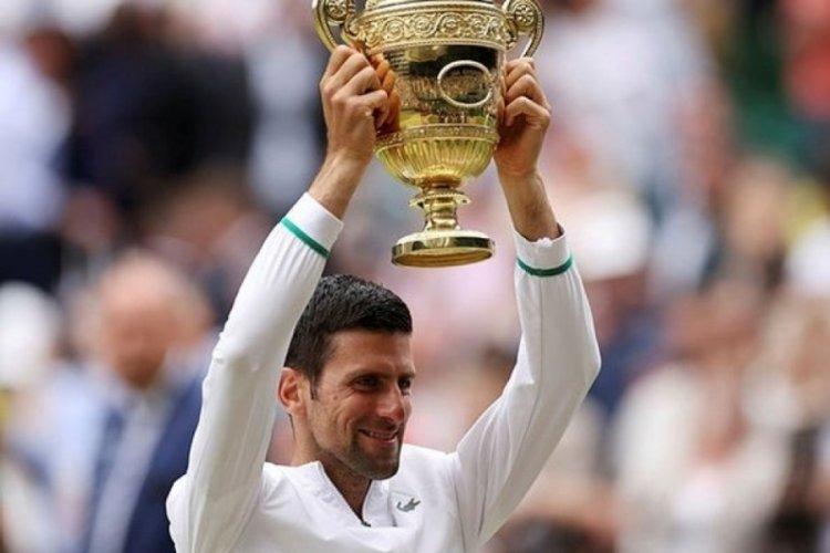 Wimbledon'da şampiyon o isim oldu!