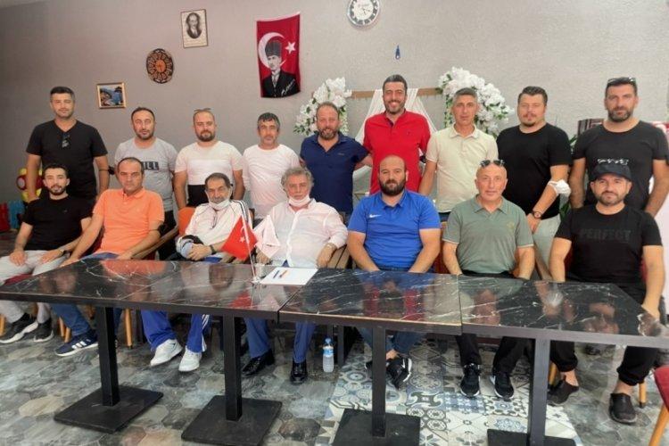 Burgazspor'da Erdem Karataş güven tazeledi