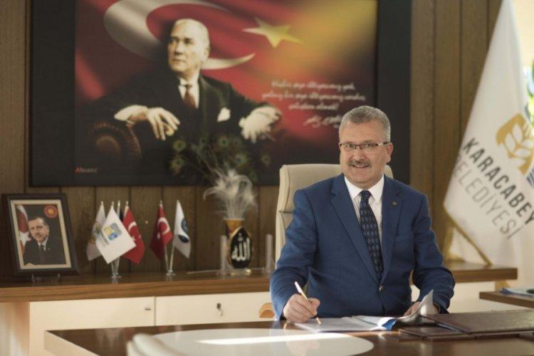 Bursa Karacabey Belediye Başkanı Özkan'dan pazar yeri projesiyle ilgili iddialara karşı hodri meydan