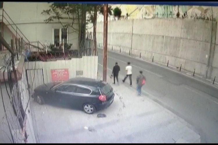 Şişli'de bir eve silahlı gasp!