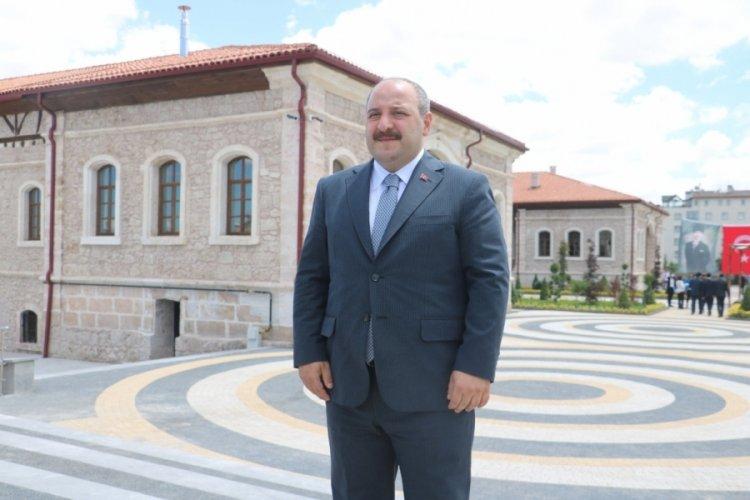 Sanayi Bakanı Varank: Türkiye her alanda gaza basmış durumda