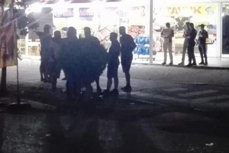 Antalya'da alacak tartışmasında 2 yaralı!