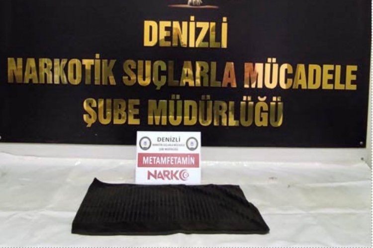 Denizli'de uyuşturucu operasyonunda 7 tutuklama