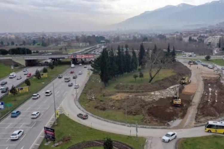 Bursa'da Hayran Caddesinde trafik düzenlemesi yapılacak