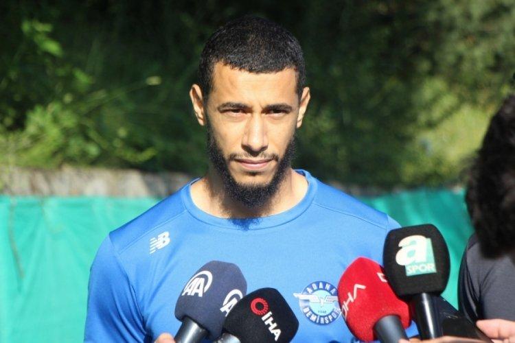 Adana Demirspor'a transfer olan Belhanda: Fatih hocam aradı, 'Orası benim şehrim' dedi