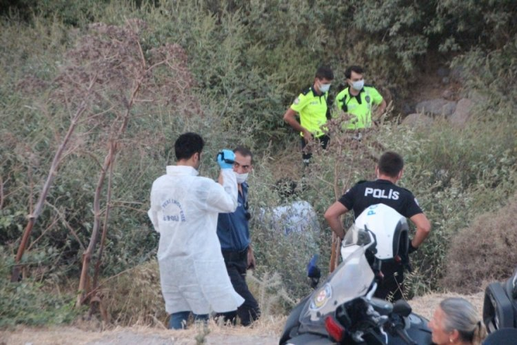 Bodrum'da ölümlü kaza