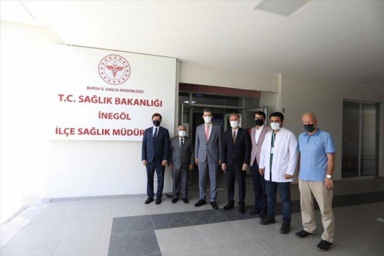 AK Parti Bursa Milletvekili Mustafa Esgin: Oylat Türkiye'nin termal turizm markası