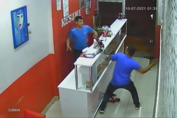 Zonguldak'ta 'Beni hatırladın mı?' diyerek saldırdı!