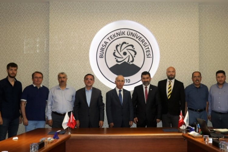 MÜSİAD Bursa, TEKNOFEST'e katılacak olan BTÜ öğrencilerine destek verecek