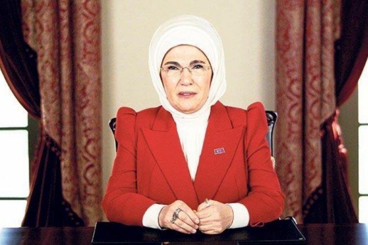 Emine Erdoğan: Marmara'mızı temiz görmek mutlu etti