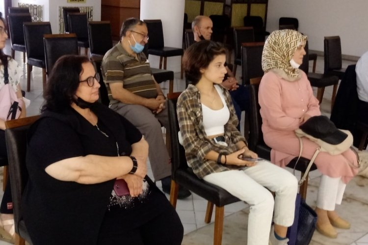 Bursa'da edebiyat ve şiir heyecanı