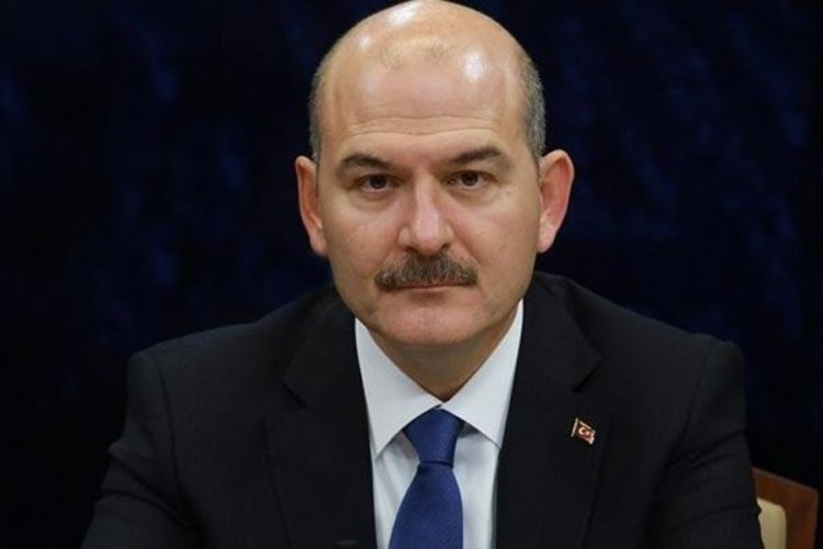 İçişleri Bakanı Soylu'dan şehit bekçi Gökçen Koşal için başsağlığı mesajı