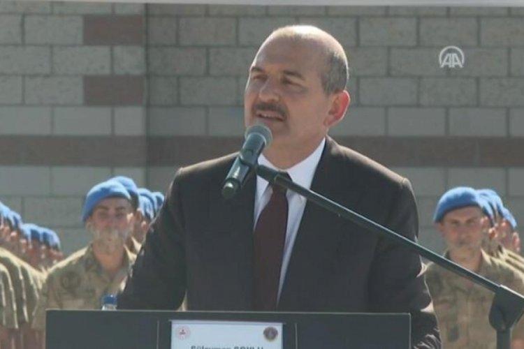 Bakan Soylu: Cumhurbaşkanımız talimat verdi, aslanlarımız inlerini başlarına yıktı