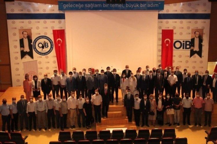 Milli Eğitim Bakan Yardımcısı Özer, Bursa'da mesleki eğitim temsilcileriyle bir araya geldi