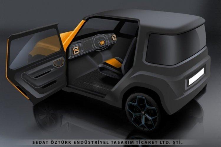 Bursa İnegöl'de elektrikli otomobil üretilecek