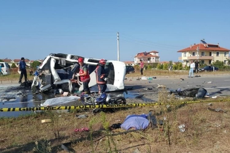 Bursa'da 6 ayda 35 kişi öldü, 3 bin 729 kişi yaralandı