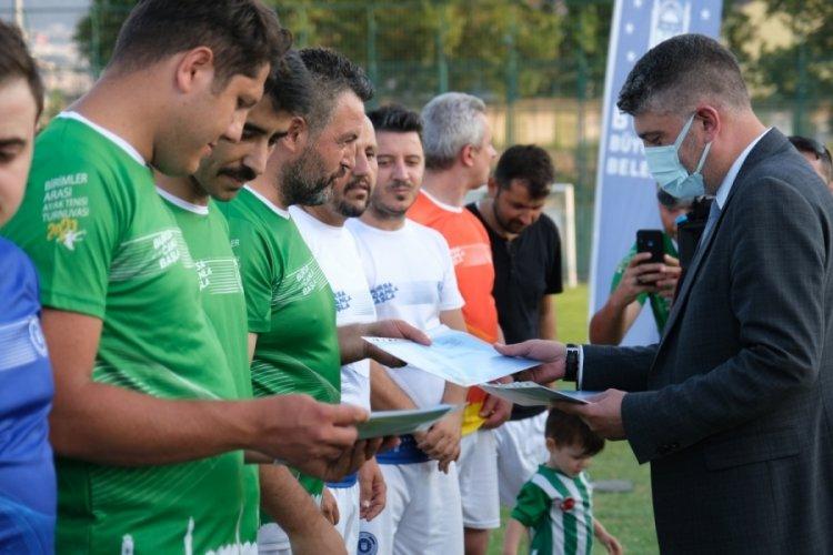 Spor İşleri2, Büyükşehir'in şampiyonu oldu!